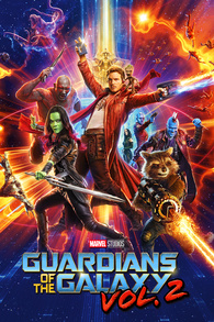 GUARDIANS OF THE GALAXY VOL. 2 Digital & Blu-ray release