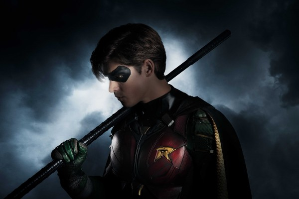 """Titans"" First-Look Image (Robin)"