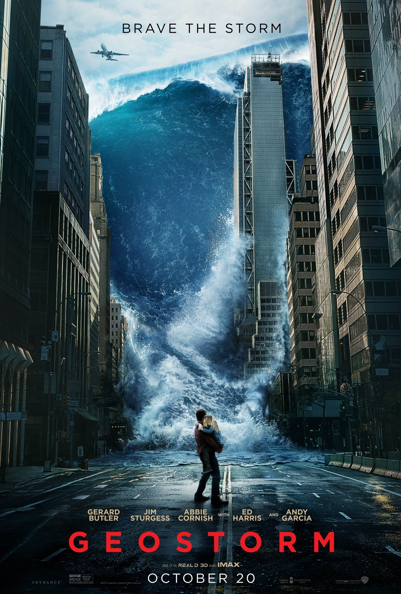 FoF to host Dallas and Oklahoma City Premiere of Geostorm