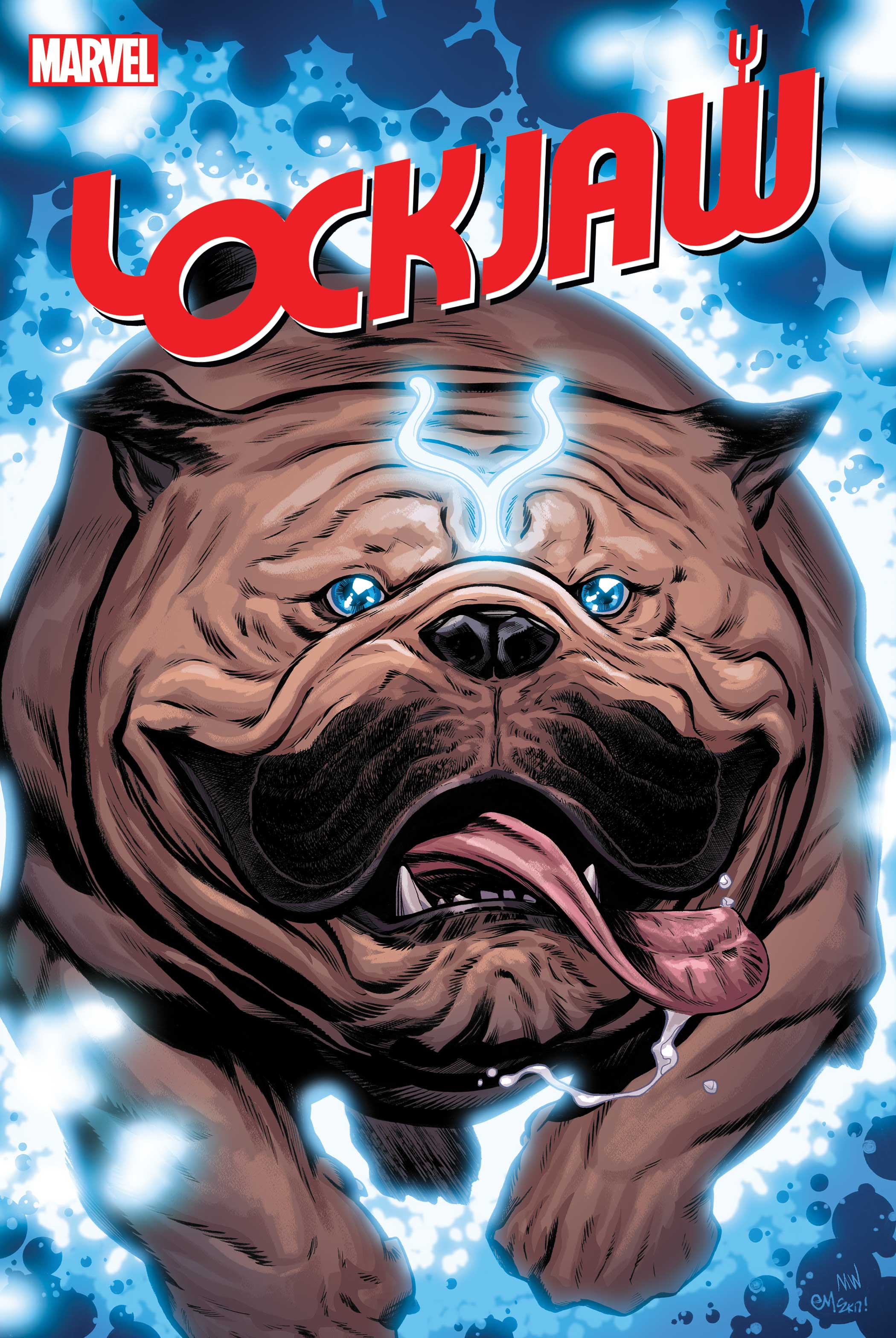 Marvel Announces LOCKJAW Comic
