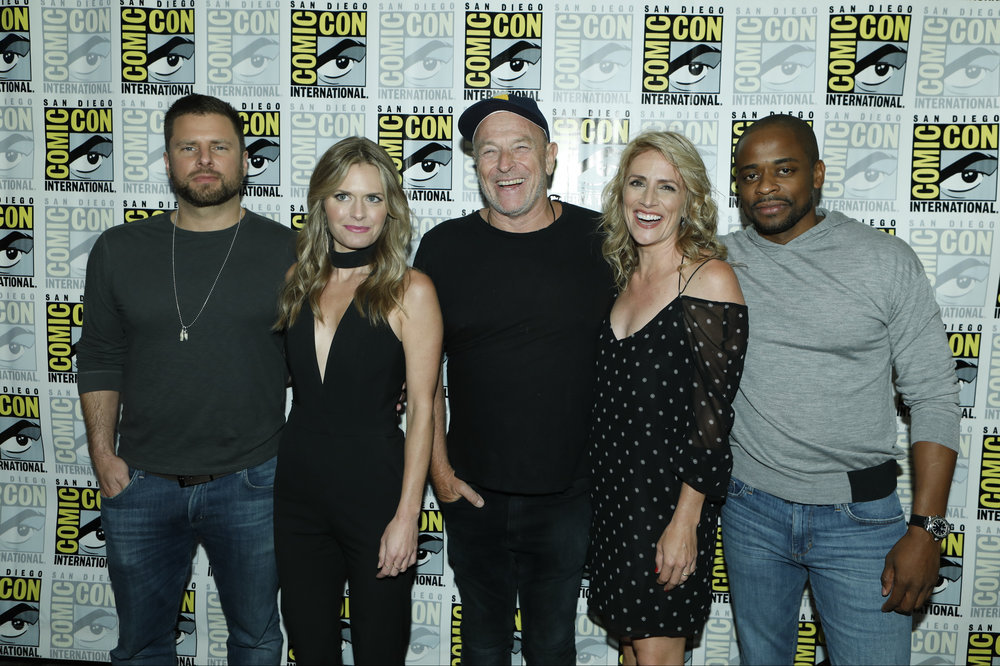 WAIT FOR ITTTTT...'PSYCH: THE MOVIE' GIVES PSYCH-O'S THE ULTIMATE SUMMER SURPRISE AT SAN DIEGO COMIC-CON