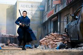 "AMC Releases ""Into the Badlands"" Season Three FIRST LOOK"