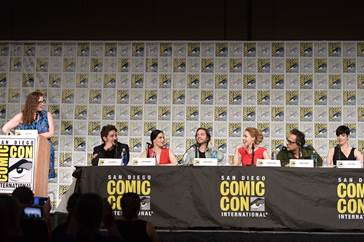 SYFY'S TIME-TRAVEL THRILLER '12 MONKEYS' SPLINTERS TO SAN DIEGO COMIC-CON